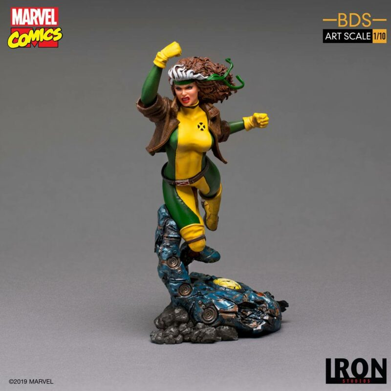 Marvel Comics BDS Art Scale Statue 1/10 Rogue 20 cm