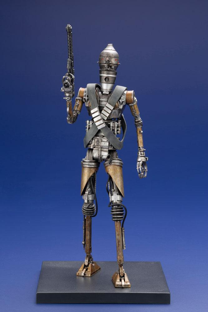 Star Wars The Mandalorian ARTFX+ PVC Statue 1/10 IG-11 22 cm