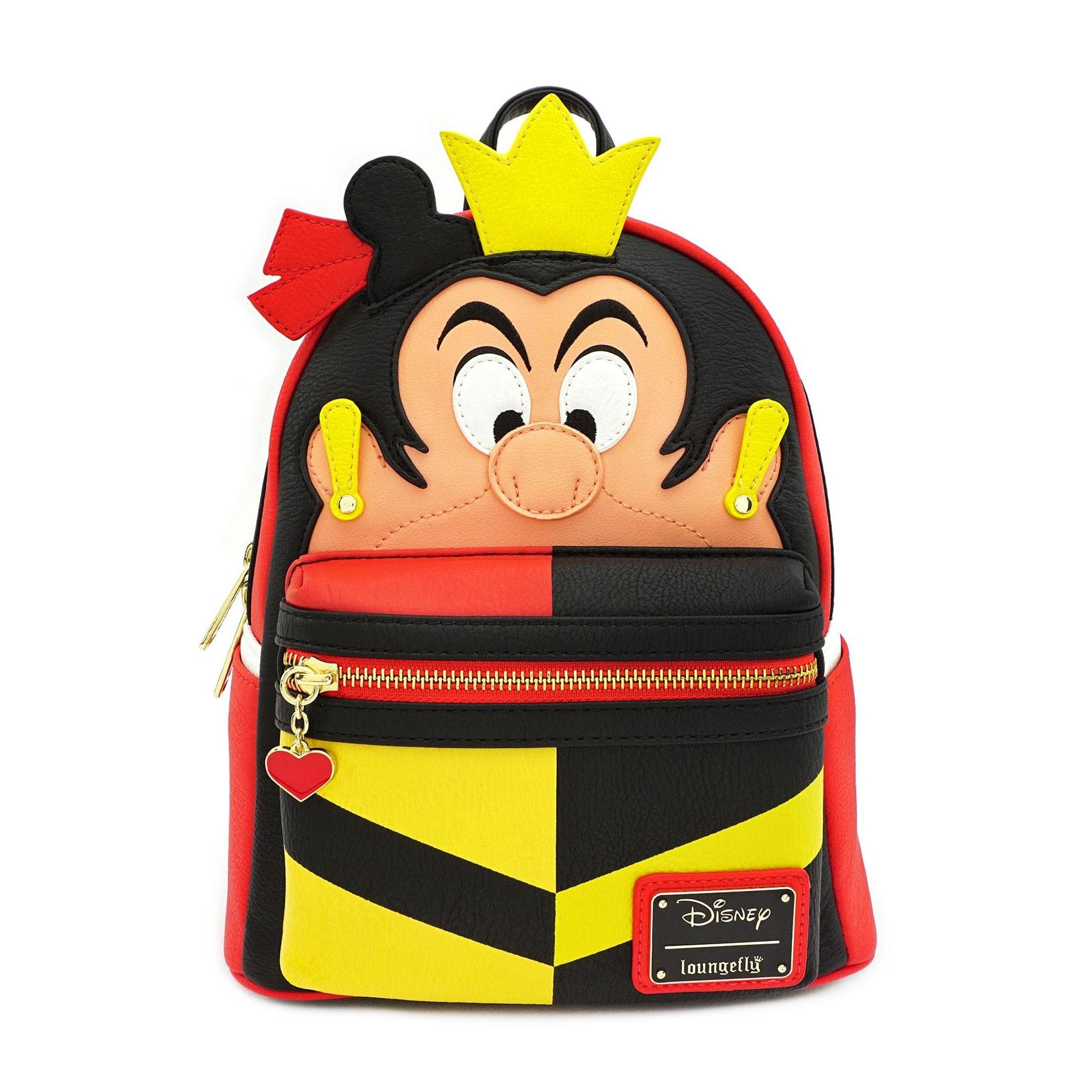 Disney by Loungefly Backpack Queen Of Hearts