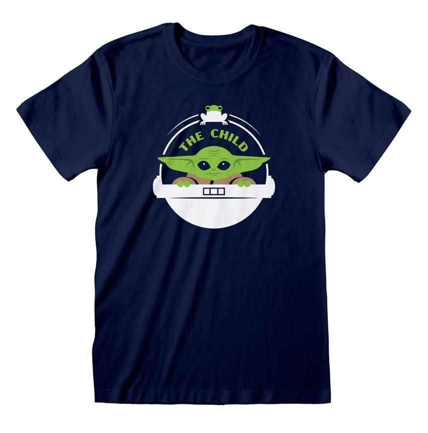 Star Wars The Mandalorian T-Shirt The Child