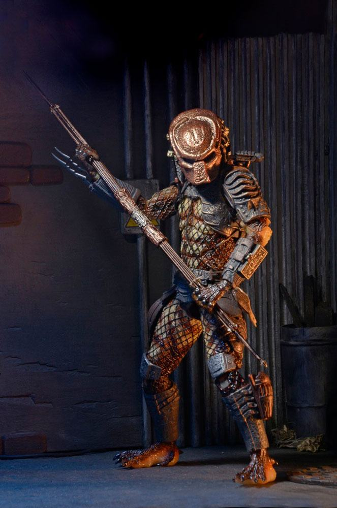 Predator 2 Actionfigur Ultimate City Hunter 18 cm