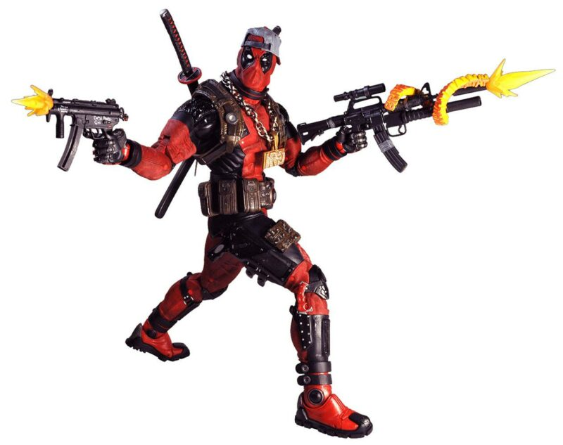 Marvel Classics Ultimate Action Figure 1/4 Deadpool 45 cm
