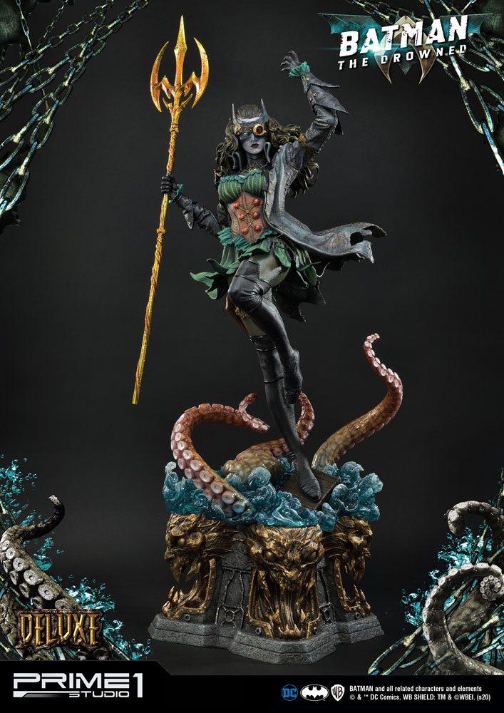 Dark Nights: Metal Statue The Drowned Deluxe Version 89 cm