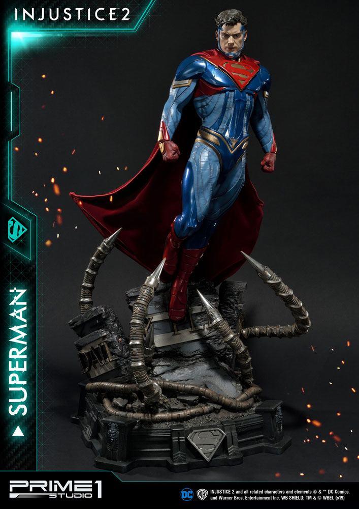 Injustice 2 Statue Superman 74 cm