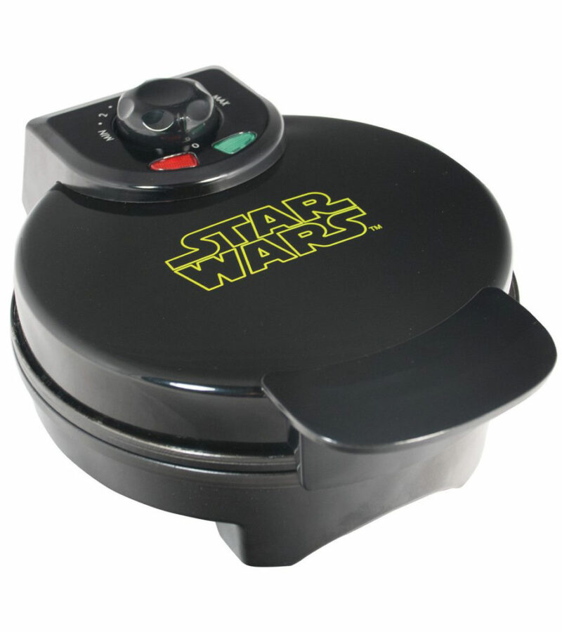 Star Wars Waffle Maker Darth Vader