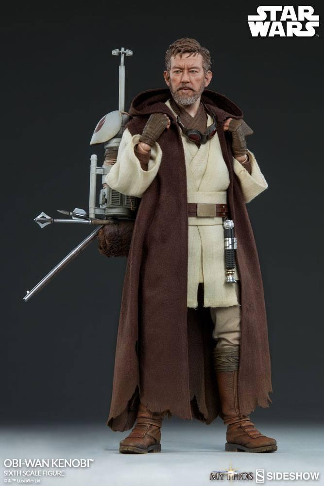 Star Wars Mythos Action Figure 1/6 Obi-Wan Kenobi 30 cm