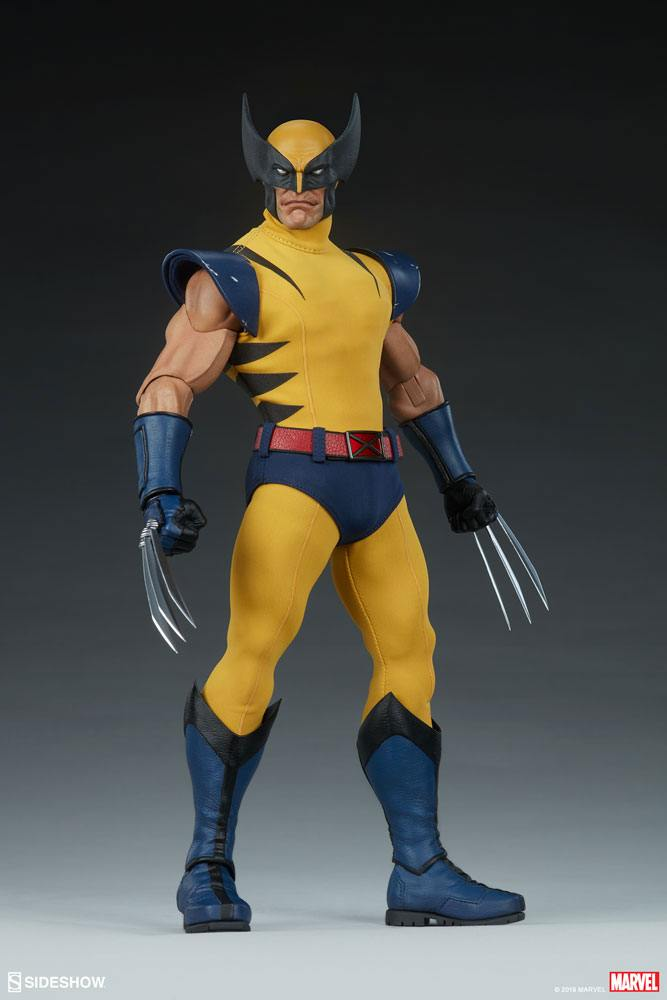 Marvel Action Figure 1/6 Wolverine 30 cm