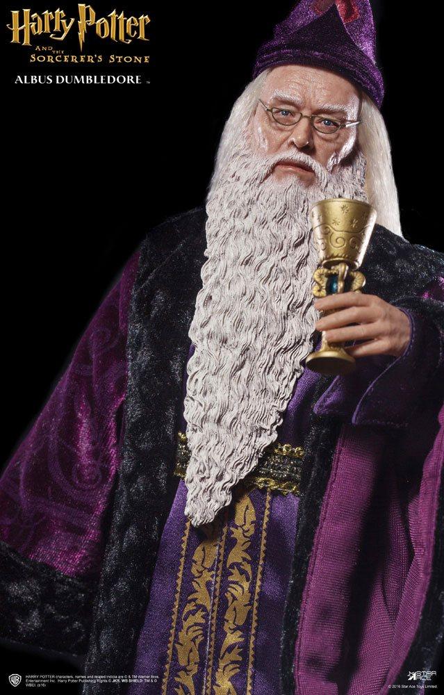 Harry Potter My Favourite Movie Action Figure 1/6 Albus Dumbledore 31 cm