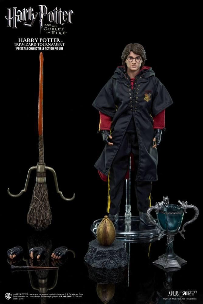 Harry Potter My Favourite Movie Action Figure 1/6 Harry Potter Triwizard Tournament New Version 29cm