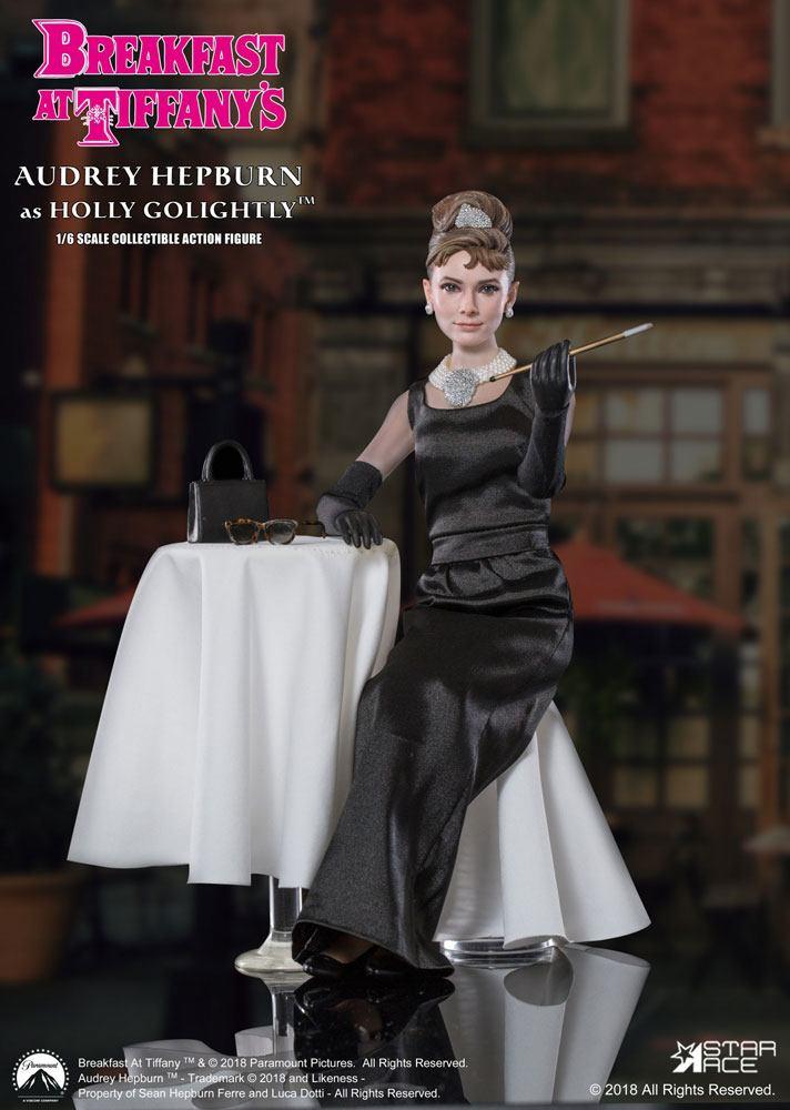 Breakfast at Tiffany's MFL Action Figure 1/6 Holly Golightly (Audrey Hepburn) Deluxe Ver. 29 cm