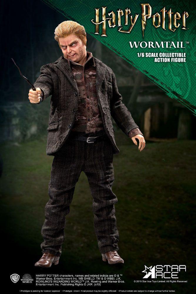 Harry Potter My Favourite Movie Action Figure 1/6 Wormtail (Peter Pettigrew) 30 cm