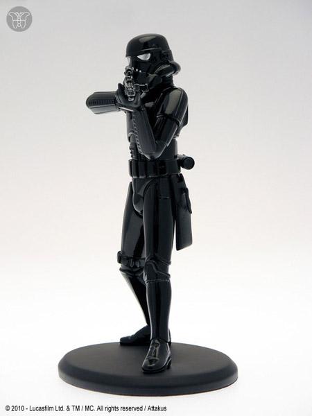 Star Wars Elite Collection Statue 1/10 Shadow Trooper 19 cm