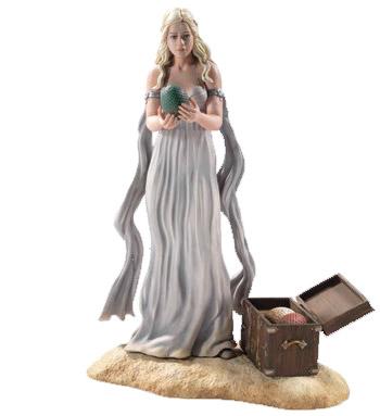 Game of Thrones PVC Statua Daenerys 19 cm