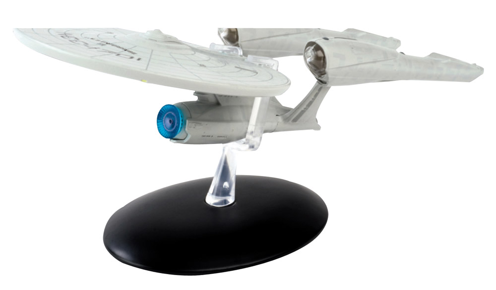 Star Trek Official Starships Collection Magazine with Model Special #2 2009 USS Enterprise