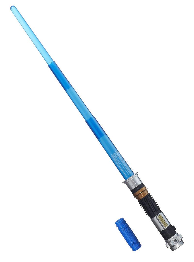 Star Wars Electronic Lightsaber BladeBuilders 2015 Obi-wan Kenobi