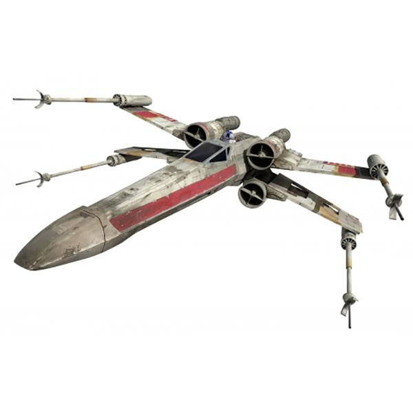 Star Wars IV A New Hope Diecast Model 1/18 X-Wing Starfighter Elite Edition