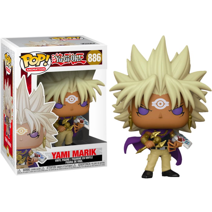 Yu-Gi-Oh! POP! Animation Vinyl Figure Yami Marik 9 cm