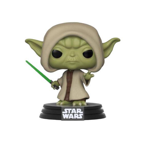 Star Wars: Battlefront POP! Vinyl Figure Yoda Hooded Limited 9 cm