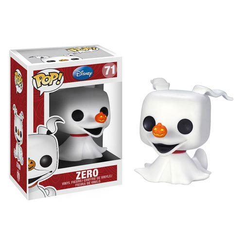 POP! Movies: The Nightmare Before Christmas - Zero Action figure