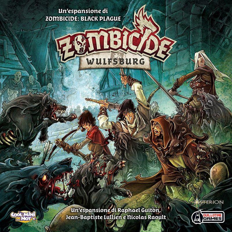 Zombicide - Black Plague: Wolfsburg