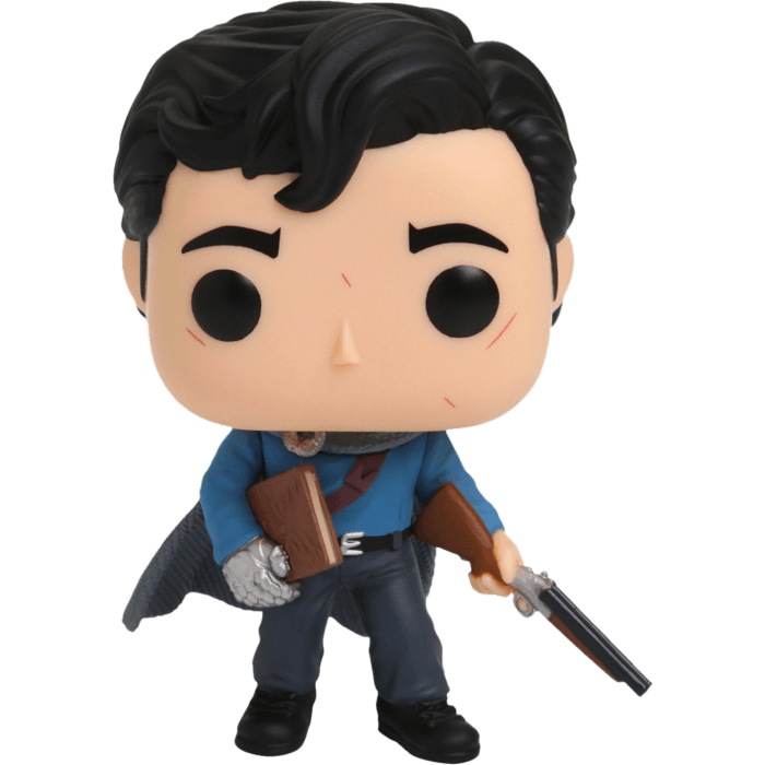 Army of Darkness POP! Movie Vinyl Figure Ash with Necronomicon Limited 9 cm