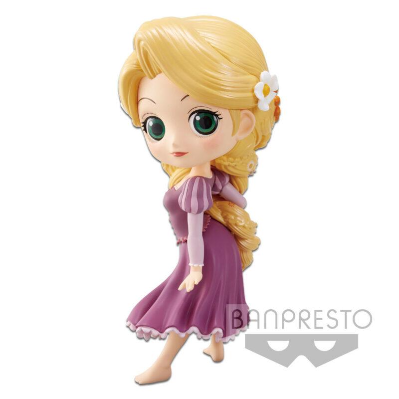 Disney Q Posket - Rapunzel - Normal Color Version Figure 14 cm