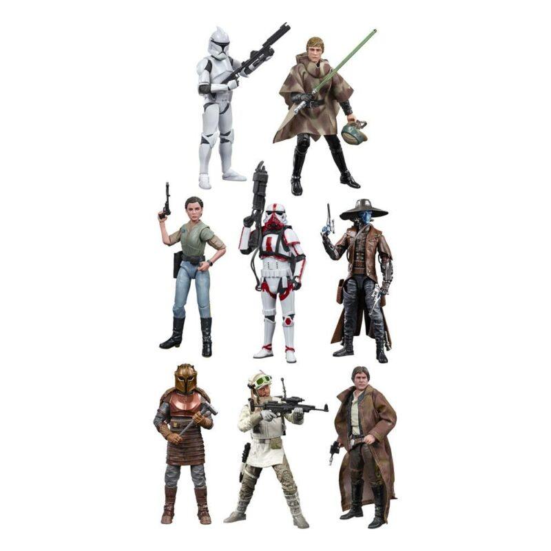 Star Wars Black Series Action Figures 15 cm 2020 Wave 4 Assortment (8)