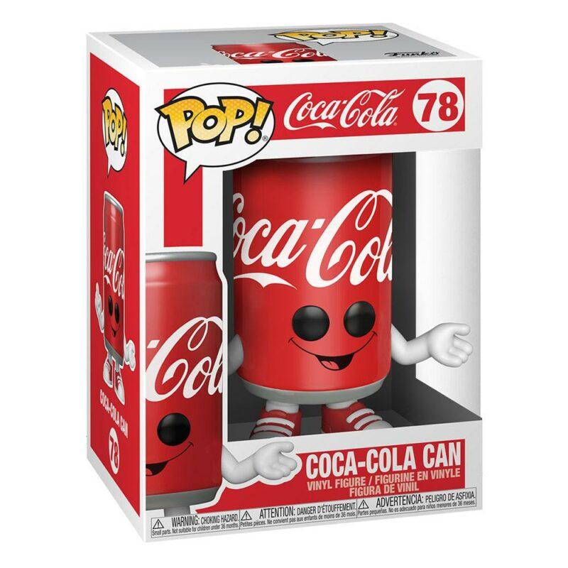 Coca-Cola POP! Vinyl Figure Coca-Cola Can 9 cm