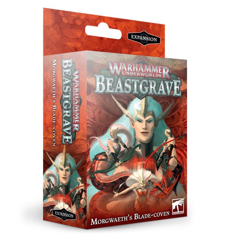 Warhammer Underworlds: Beastgrave – Congrega della Lama di Morgwaeth