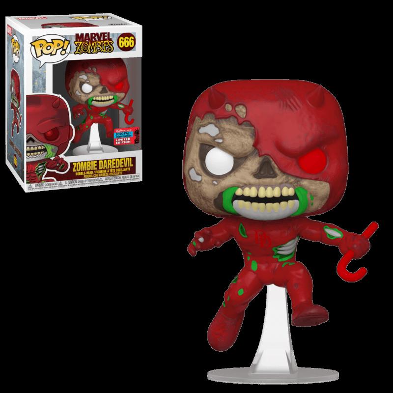 Marvel Zombies POP! Vinyl Figure Zombie Daredevil (2020 Fall Convention Exclusive)