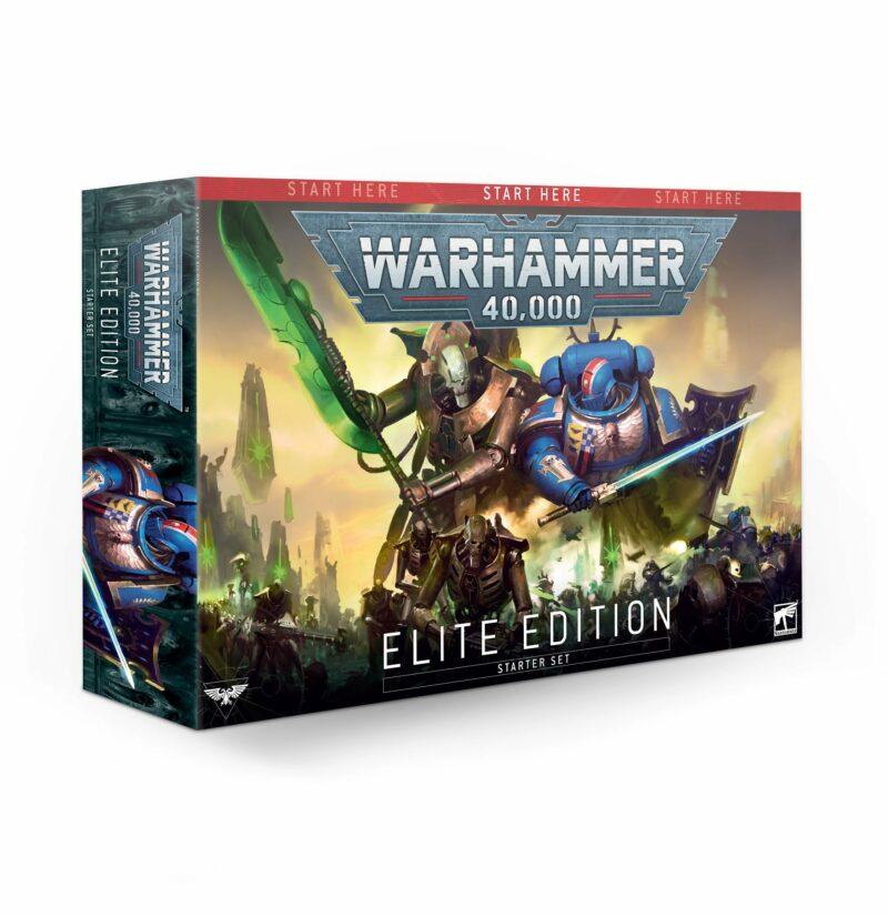 Warhammer 40,000: Edizione Élite