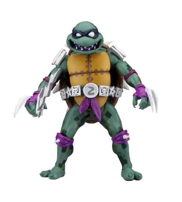 Teenage Mutant Ninja Turtles: Series 1 Turtles in Time Action Figure Foot Soldier 18 cm