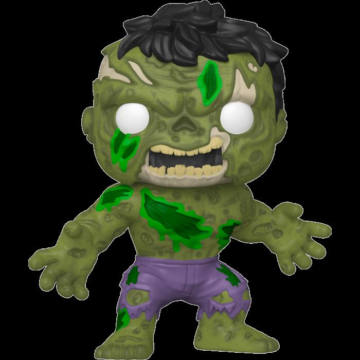 Marvel Zombies POP! Oversized Vinyl Figure Hulk Zombie Limited  25 cm