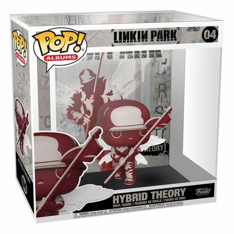 Linkin Park POP! Albums Vinyl Figure Hybrid Theory 9 cm