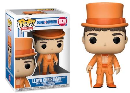 Dumb and Dumber POP! Movies Vinyl Figures Lloyd Christmas in Tux 9 cm
