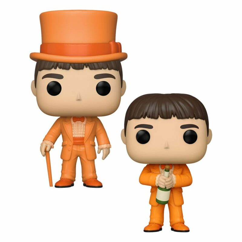 Dumb and Dumber POP! Movies Vinyl Figures Lloyd Christmas in Tux 9 cm Assortment (2)