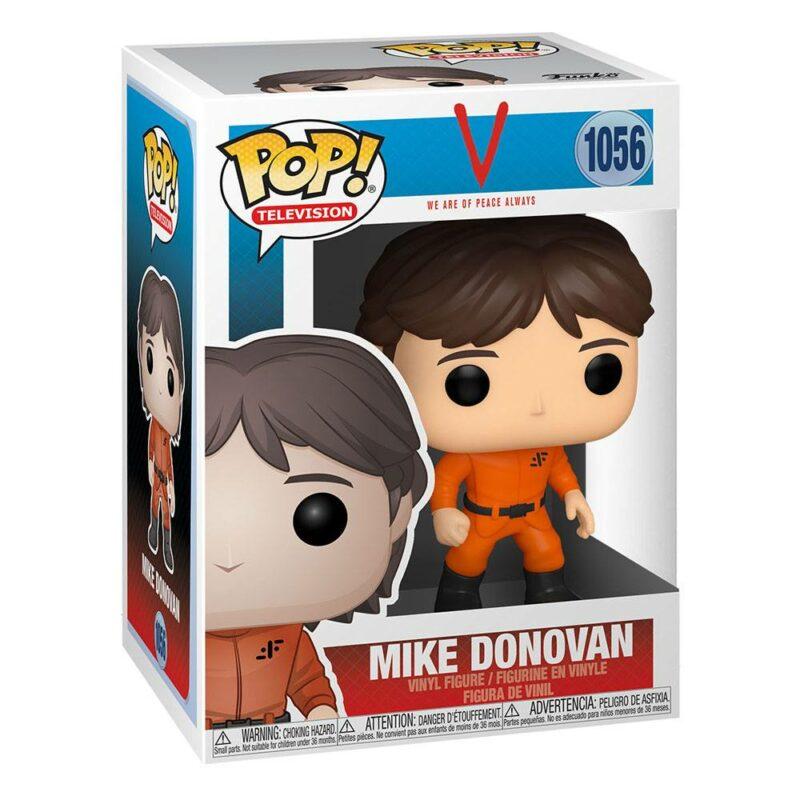 V POP! TV Vinyl Figure Mike Donovan 9 cm