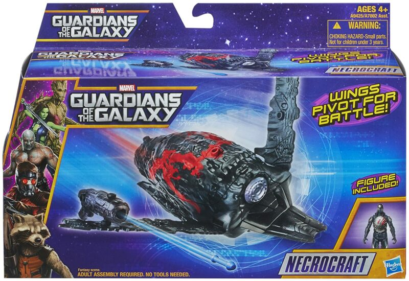Marvel Guardians of the Galaxy Necro Craft Vehicle