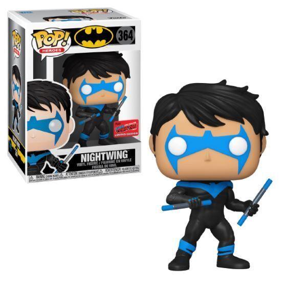 Batman POP! Vinyl Figure Nightwing (2020 Fall Convention Exclusive)