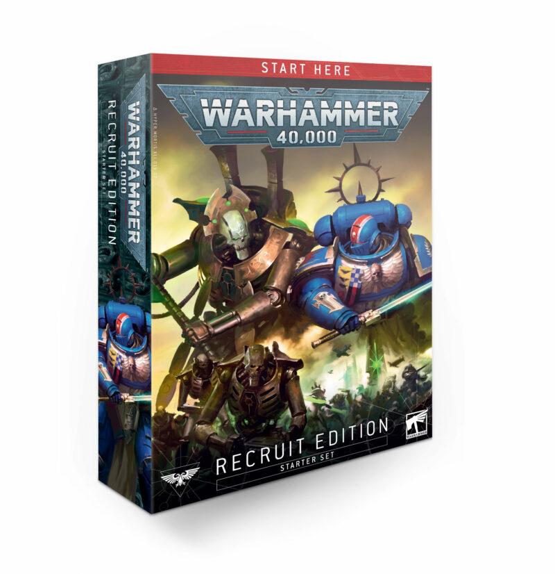 Warhammer 40,000: Edizione Recluta