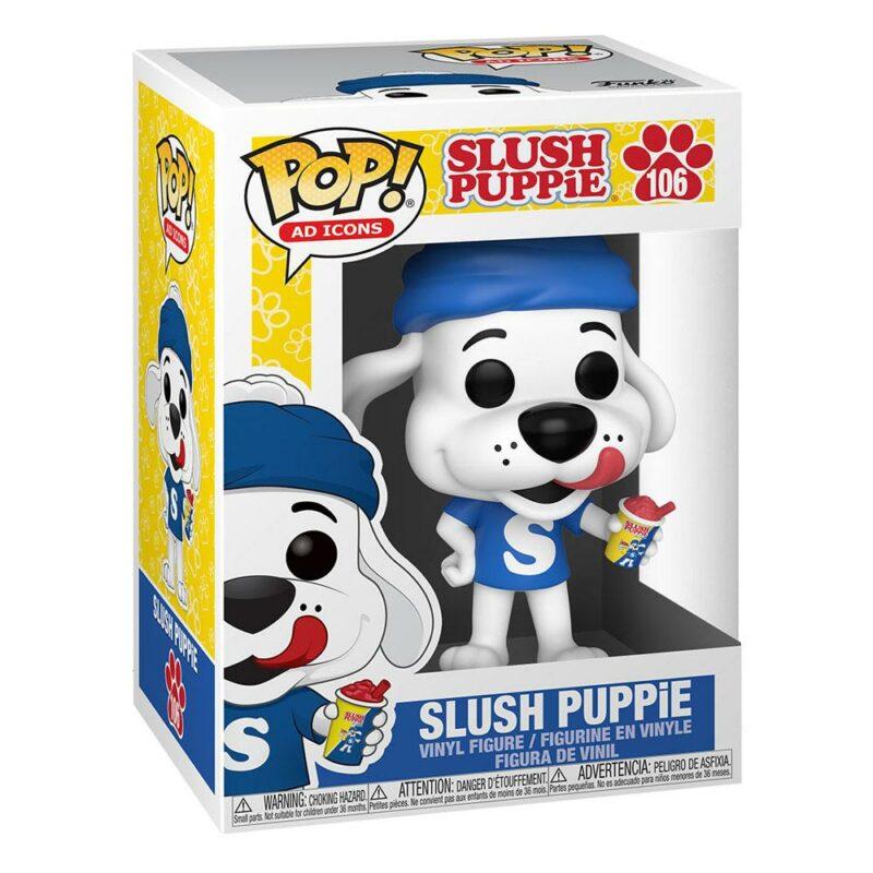 Icee POP! Icons Vinyl Figure Slush Puppie 9 cm