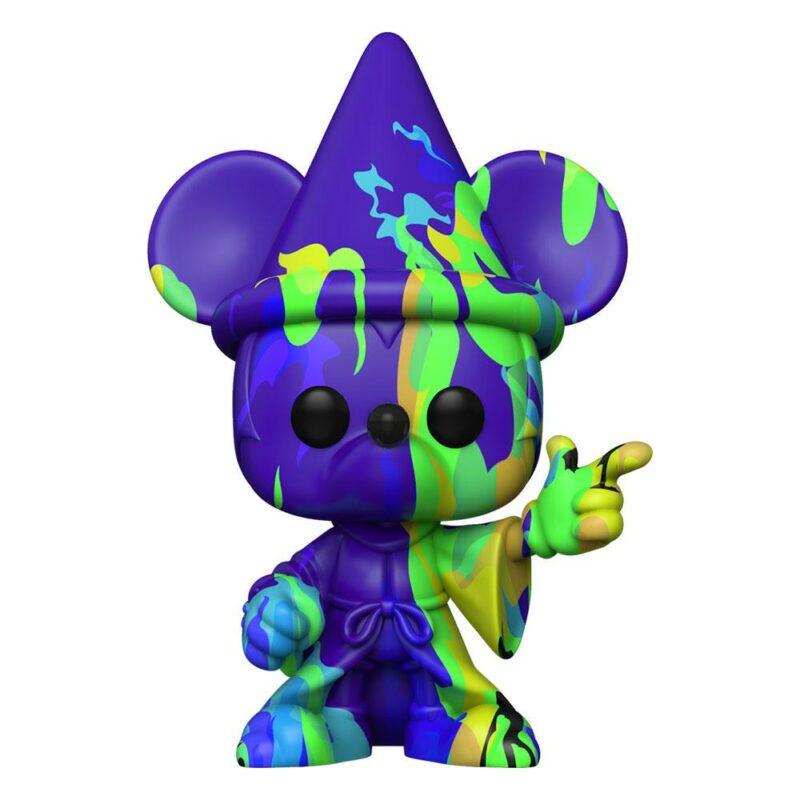Fantasia 80th Anniversary POP! TV Vinyl Figure Mickey #2 (Artist Series) w/Pop Protector 9 cm