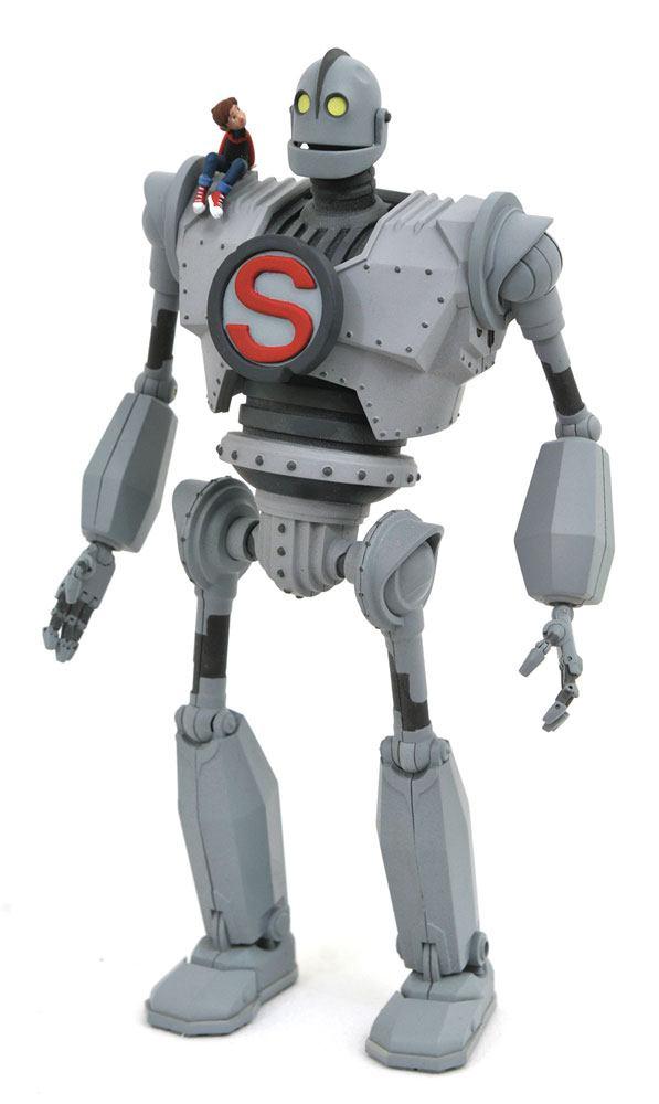 The Iron Giant Select Action Figure Iron Giant 23 cm