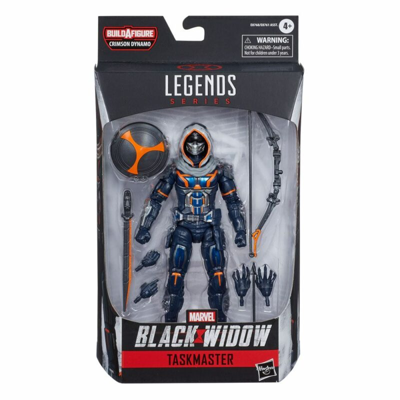 Marvel Legends Series Action Figures 15 cm 2020 Black Widow Taskmaster