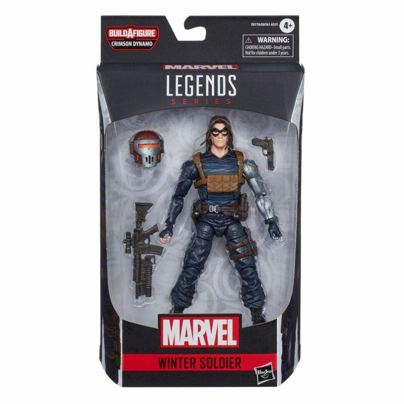 Marvel Legends Series Action Figures 15 cm 2020 Black Widow Winter Soldier