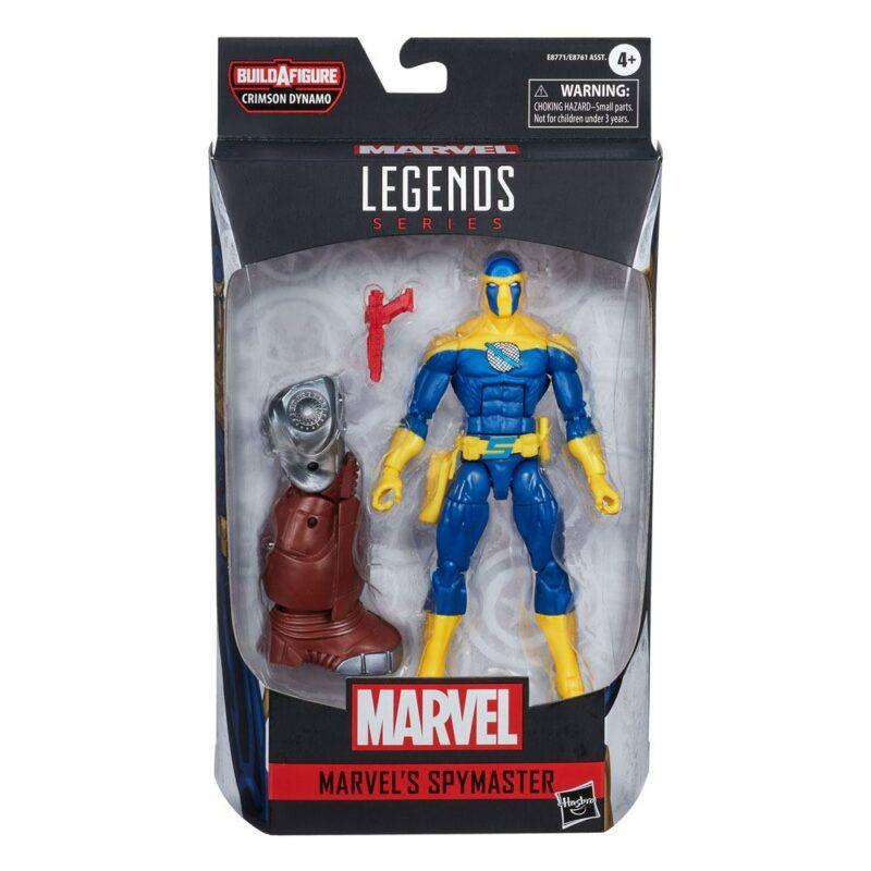 Marvel Legends Series Action Figures 15 cm 2020 Black Widow Marvel's Spymaster