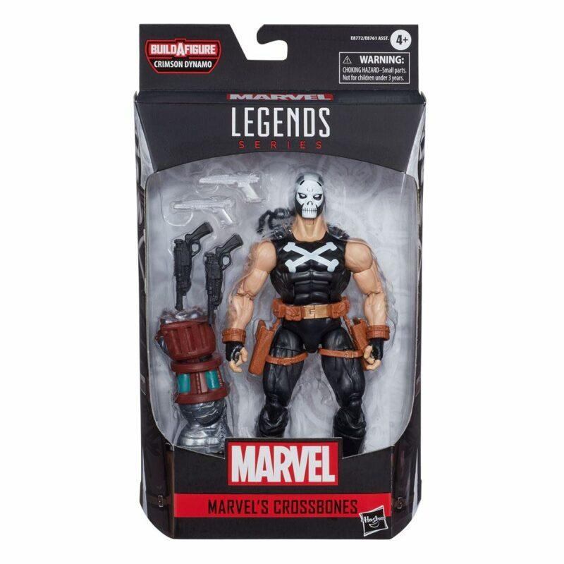 Marvel Legends Series Action Figures 15 cm 2020 Black Widow Marvel's Crossbones