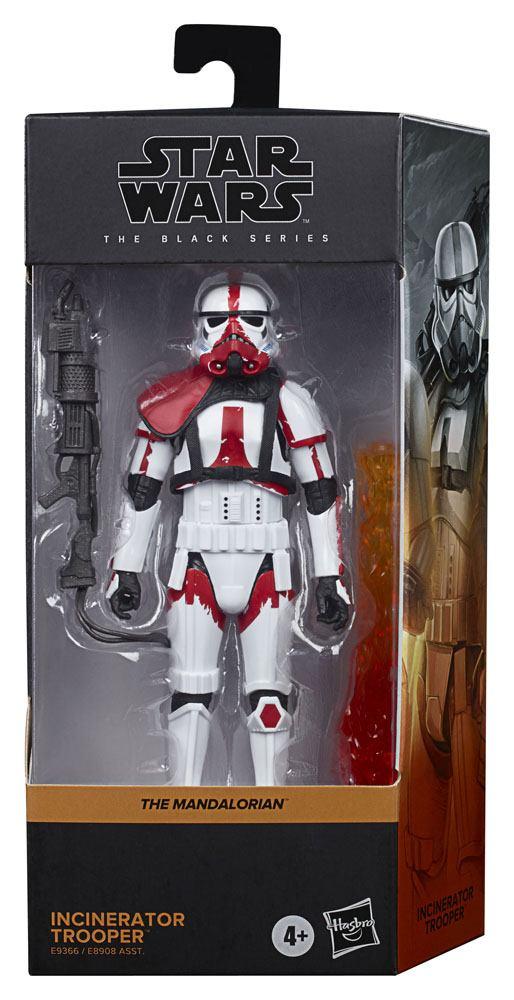 Star Wars Black Series Wave 4 2020 Action Figure Incinerator Trooper (The Mandalorian) 15 cm