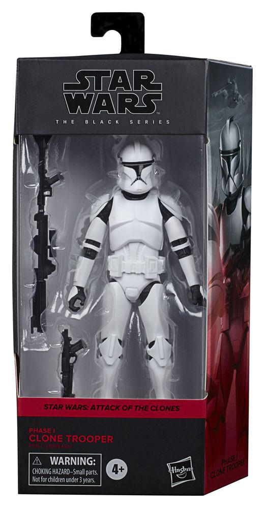 Star Wars Black Series Wave 4 2020 Action Figure Phase I Clone Trooper (Episode II) 15 cm