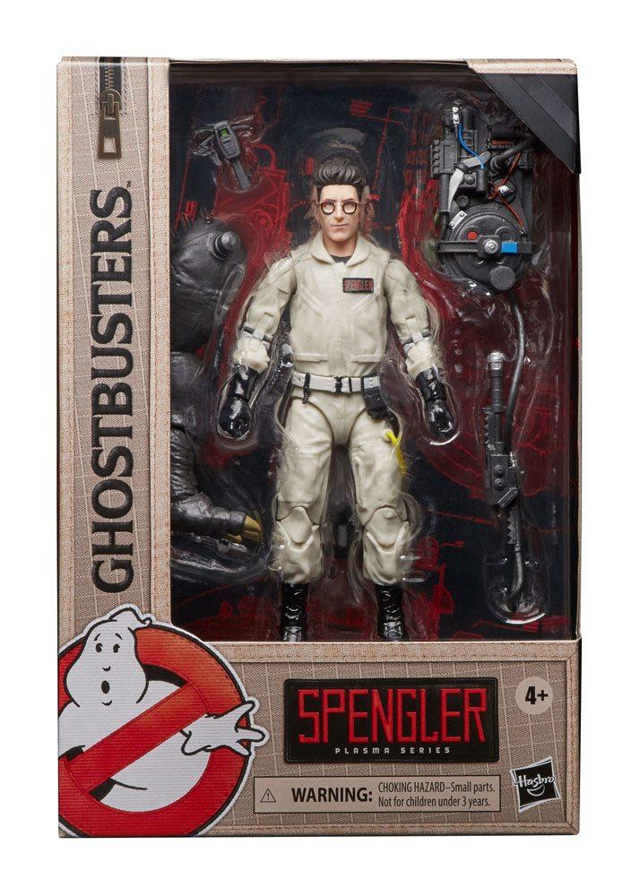 Ghostbusters Plasma Series Action Figure 2020 Wave 1 Egon Spengler 15 cm